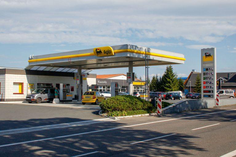 Agip Tankstelle Regensburg